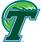 Tulane Green Wave Wiretap