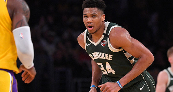 Giannis: 'I don't have access to hoop'