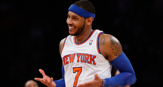 Carmelo More Concerned About Winning Than Money