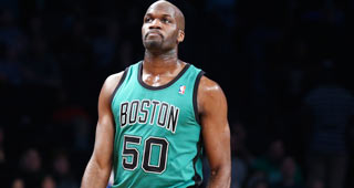 Joel Anthony To Exercise 14-15 Player Option With Celtics