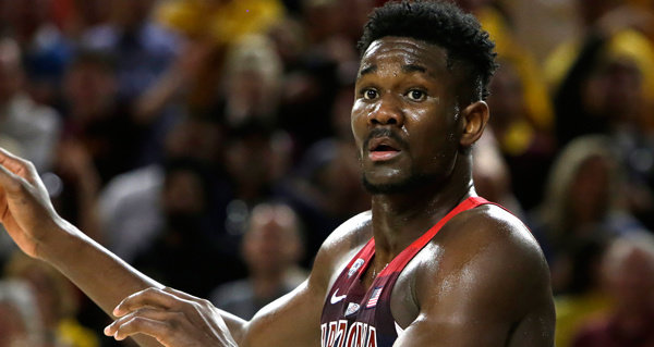UA freshman Deandre Ayton named PAC-12 Player of the Year