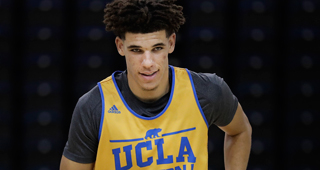 Lonzo Ball Announces He'll Leave UCLA For Draft