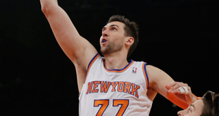 Knicks Evaluating Other Options At PF In Bargnani's Continued Absence