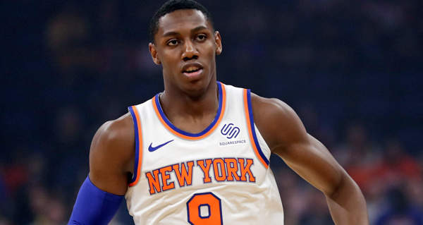 RJ Barrett To Miss At Least One Week With Sprained Ankle