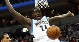 Raptors Giving Anthony Bennett 'Opportunity To Grow, Be A Player'