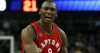 Bismack Biyombo Suspended For Game 7
