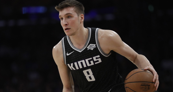 Bogdan Bogdanovic in no 'rush' to sign Sacramento Kings extension