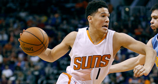 Devin Booker Could Be Out 'Another Week' Due To Hamstring Injury
