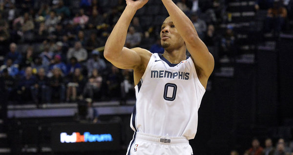 Avery Bradley Waived By Grizzlies