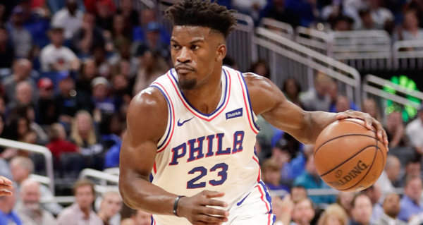 8dc5f72e36a9 Jimmy Butler Has Aggressively Challenged Brett Brown Over Role In Offense - RealGM  Wiretap