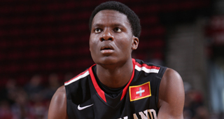 Rockets To Rely On D-League Growth For Clint Capela, Nick Johnson