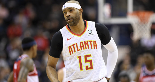 Vince Carter Reveals He Will Retire After Next Season