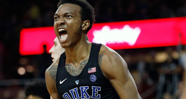 Wendell Carter Jr. will leave Duke to declare for the 2018 NBA Draft.