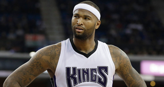 Report: 50/50 Chance Of Kings Trading DeMarcus Cousins By Deadline