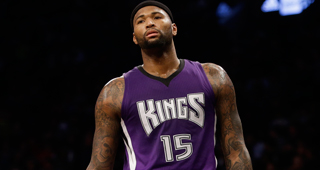 DeMarcus Cousins To Sacramento: Thanks For Dealing With This Knucklehead