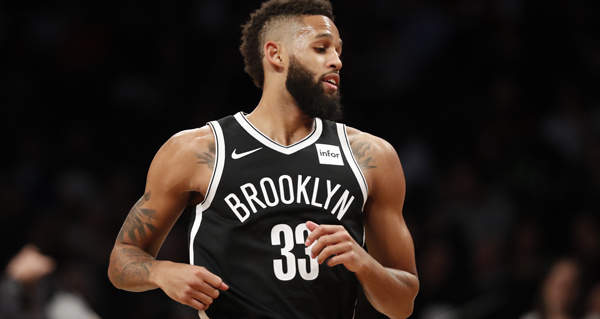 Nets trade Crabbe to Hawks for Prince