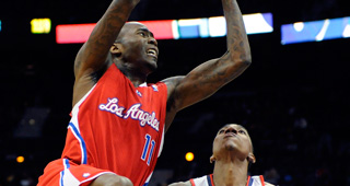 Cavs Pursuing Trade For Jamal Crawford With Clippers