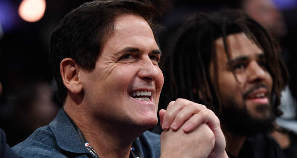Mark Cuban: NFL Dwarfs NBA In TV But I Think That's Going To