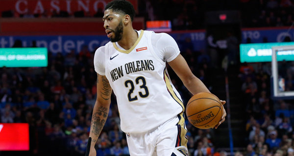 Lakers Saving Picks Top Young Players For Anthony Davis