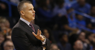 Billy Donovan Denies Meeting With Hoosiers About Job