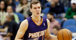 Goran Dragic Named NBA's Most Improved Player