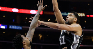 Popovich Expects 'Same Boring Game' From Duncan