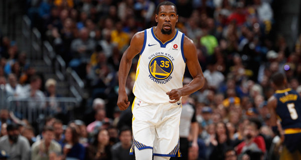 Kevin Durant draws attention by liking social media post on Russell Westbrook