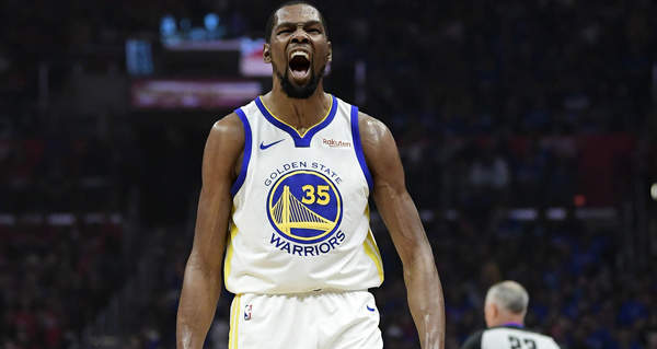 Kevin Durant Decided To Leave Warriors Halfway Through 18 19 Season Realgm Wiretap
