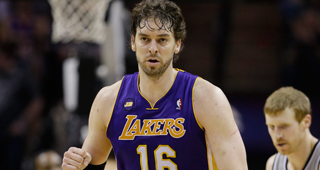 Pau Gasol To Receive Interest From Knicks In Free Agency