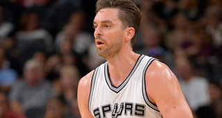 Pau Gasol Agrees To Three-Year, $48M Deal With Spurs
