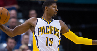 Pacers Not Considering Any Trade Offers For Paul George
