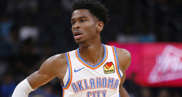 Thunder Offer Shai Gilgeous-Alexander, No. 6 To Pistons For No. 1