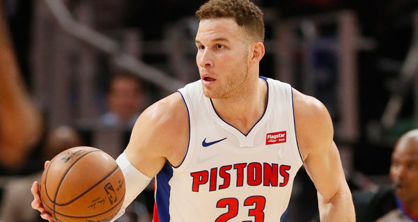 Pistons Called Wizards To Discuss Blake Griffin For John Wall Trade