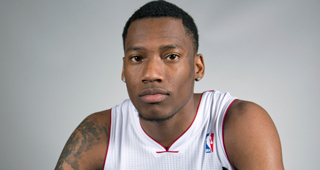 Pistons To Sign Eric Griffin On Camp Deal
