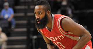 James Harden Excited To Increase Assists As Rockets Enter Season With 'Different Vibe'