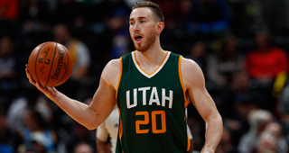 Jazz Open To Gordon Hayward Sign And Trade With Celtics Realgm Wiretap