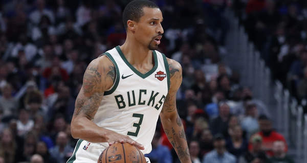 The Milwaukee Bucks to reportedly waive George Hill