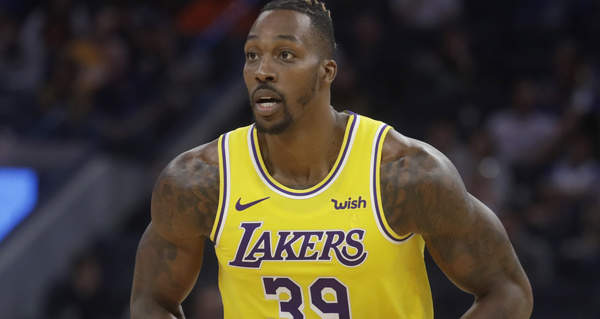 Warriors To Join Lakers With Interest In Signing Dwight Howard Realgm Wiretap