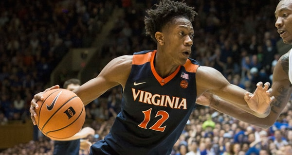 Prospect Report  De Andre Hunter Of Virginia - RealGM Analysis 852b49ff2