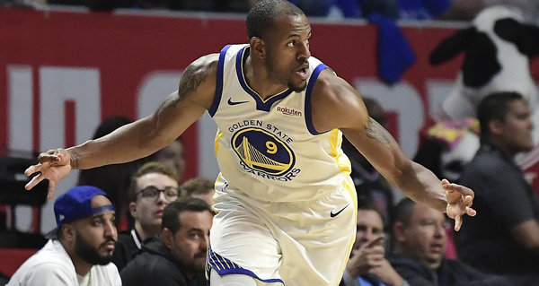 Andre Iguodala Considered Virtual Lock To Sign With Warriors Next Offseason Realgm Wiretap