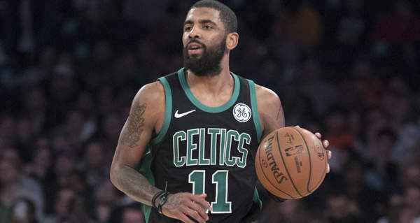 0fe5a3782901 Kyrie Irving said that criticism towards LeBron James this season was  unfair due to the lack of playoff experience on the Los Angeles Lakers  roster.