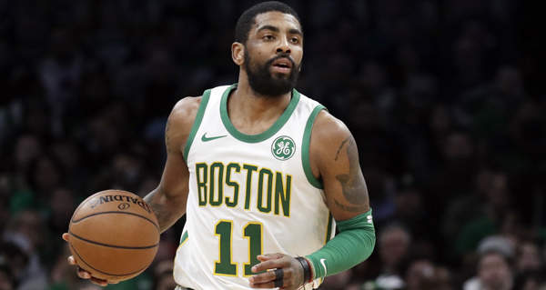 78740b028a13 Kyrie Irving has supreme confidence in his abilities as a basketball player.