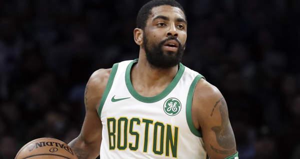 Celtics guard (thigh) out vs. Kings