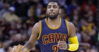 Kyrie Irving Completes USA's Olympic Roster
