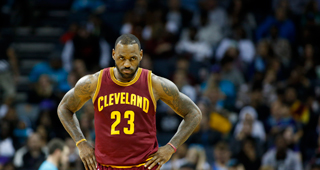 b5cd327ce57 LeBron James has unfollowed the official Twitter and Instagram accounts of  the Cleveland Cavaliers.