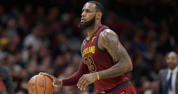 LeBron James  I m Playing At My All-Time High - RealGM Wiretap 6bf1d7df9