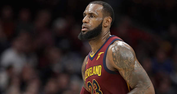 LeBron James: Play-In Tournament For NBA Playoffs Corny - RealGM