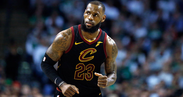 f9847ff8b260 LeBron James  No One In Finals Wants White House Invite - RealGM Wiretap