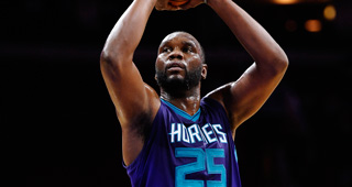 Al Jefferson Out 2-3 Weeks With Strained Left Calf