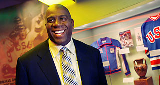 Magic Johnson Will Empower Rob Pelinka Yet Retain Final Say